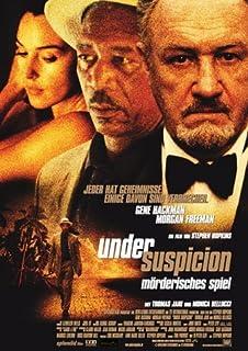 Under Suspicion - Mörderisches Spiel [Verleihversion]