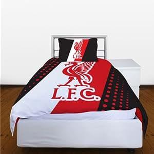 Liverpool Football Club Single Duvet Cover Bedding Set