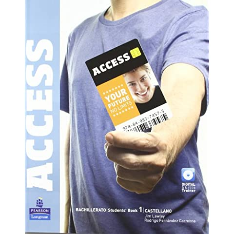 Access. Bachillerato 1 - Students' Book 1