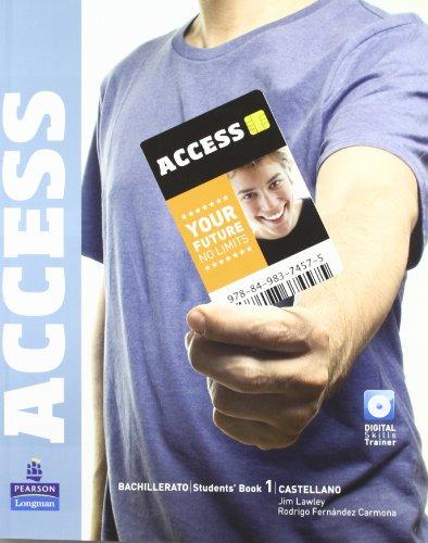 Access. Bachillerato 1 - Students' Book 1 - 8435085110702