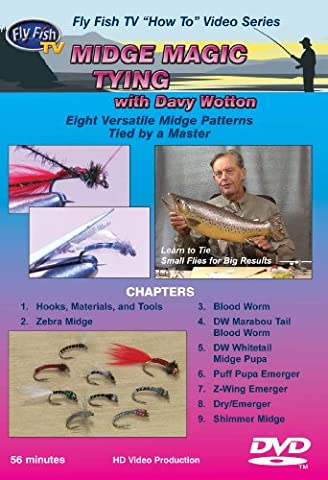 Midge Magic Tying
