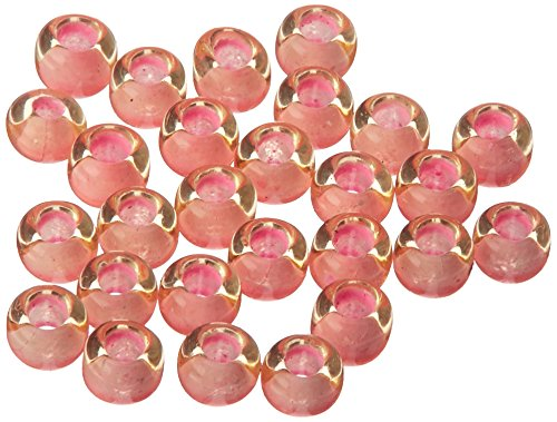 Frosted Coral (Unbekannt Mill Hill Frosted Glass Seed Beads 2.5mm 4.25g-Pink Coral)