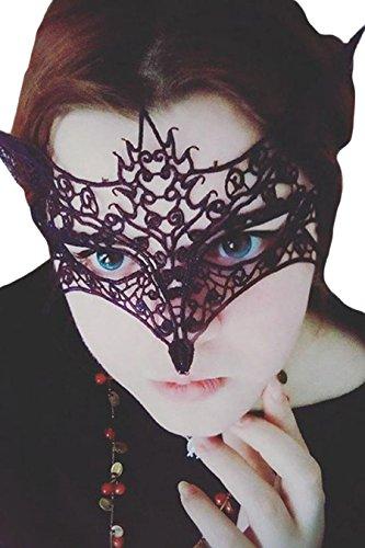 rty Carnival Bat Mask (Einheitsgröße, Schwarzer) (Die Besten Halloween-lieder Für Eine Party)