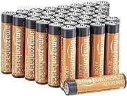 AmazonBasics Piles alcalines AAA 1,5V pour le quotidien - Lot de 36 (le visuel peut différer)