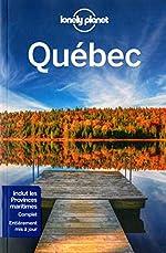 Québec - 8 ed de LONELY PLANET