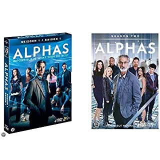Alphas - Complete Collection - Series 1 + 2