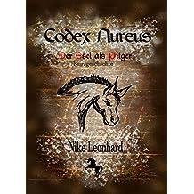 Der Esel als Pilger (Codex Aureus 1)