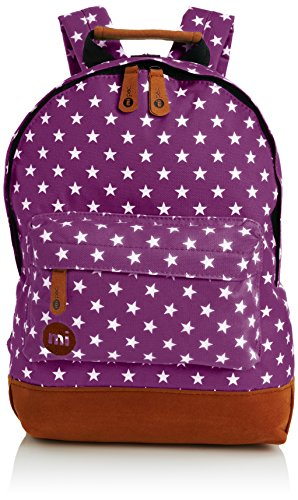 Mi-Pac Mini, Mochila Infantil, 33 cm, 10.5 Litros, All Stars Purple