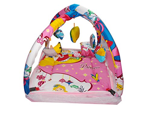 Chhote Saheb Baby Bed (Multi Color)