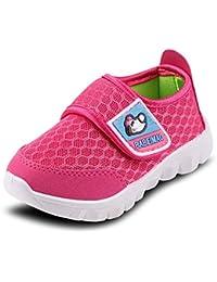 Sneakers nere con stringhe per bambina Viggami U71wTREy