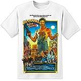 Photo de Big Trouble In Little China - John Carpenter Movie Poster T Shirt (S-3XL) par DPX-1