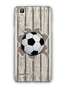 YuBingo Football Mobile Case Back Cover for Oppo F1 Plus