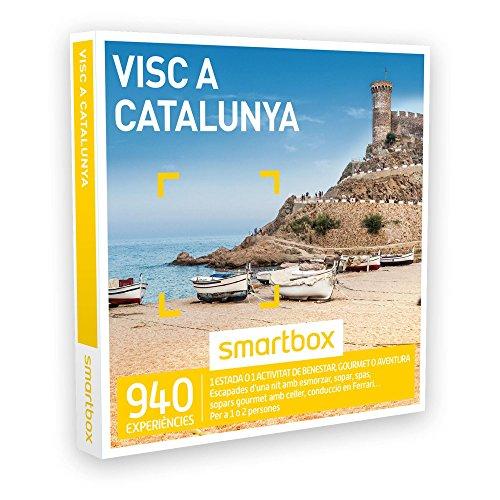 SMARTBOX – Caja Regalo – VISC A CATALUNYA – 940 escapades, spa, sopars i activitats d'aventura a Catalunya i voltants