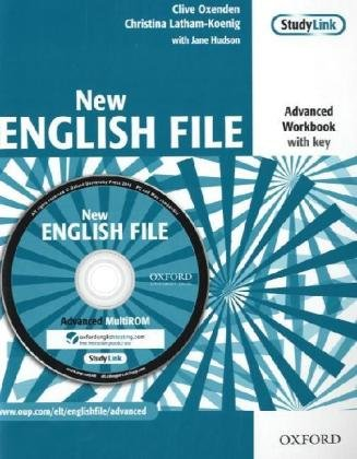 English File - New Edition. Advanced. Workbook with