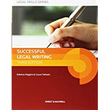Successful Legal Writing