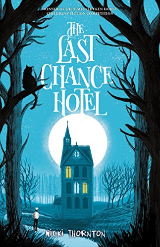 The Last Chance Hotel (Seth Seppi Mystery Book 1) (English Edition) (Crime D Halloween Le)