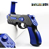 AR Gun Bluetooth Toy With18 Games For Mobile IOS Apple Android Smart Phone Video Game Augmented Reality Virtual Reality VR Game Controller And Lots Of Free Apps