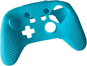 Segolike Anti-Slip Cover Protective Case for Nintendo Switch Pro Game Grip Controller Blue