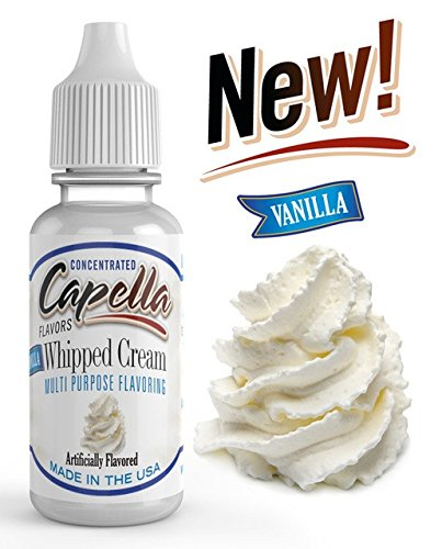 Capella - Vanilla Whipped Cream - Capella Aroma 13ml