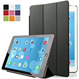 Besmall Funda Carcasa Proteccion Smart Cover per Apple iPad air 1 A1474 A1475