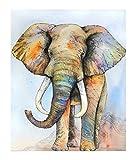 Smile YKK Elefant Druck Indischer Mandala-Wandbehang Gobelin Hippie-Tapisserie Wandtuch Mandala Tuch Bilder # A