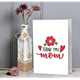 TiedRibbons Mother's Day Gift| Mothers Day Gifts| Mothers Day Gifts From Son | Gift For Mother In Law Decorative Vase With Mothers Day Special Greeting Card