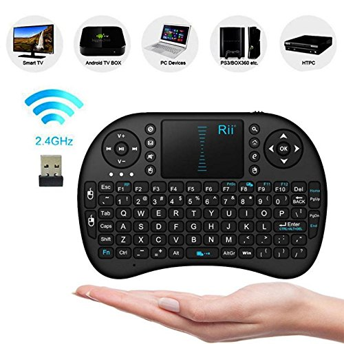 Jiyanshi Specific Multi-Media Remote Control and Touchpad Function Handheld Keyboard for Celulares Smartphones (otg)/Smart tvx/Androidj TV Boxes Compatible for Micromax GC222  available at amazon for Rs.1549