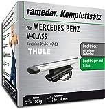 Rameder Komplettsatz, Dachträger WingBar für Mercedes-Benz V-Class (114467-04078-4)