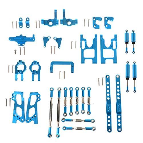 Gjyia Upgrade Metal Kit Stoßdämpfer für FY03 WLtoys 12428 1/12 RC Buggy Auto Ersatzteile 4