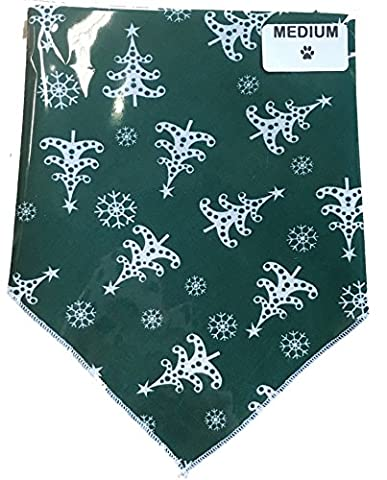 Dog Bandana ~ Stylish Handmade CHRISTMAS Dog Bandana from 'Phoebe