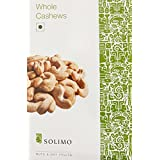 Amazon Brand - Solimo Premium Cashews, 500g