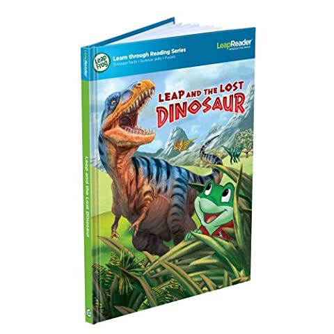 LeapFrog Tag Book - Leap and the Lost Dinosaur [UK Import]