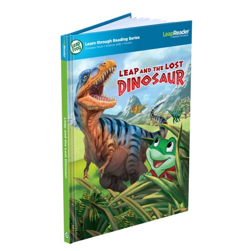 Leapfrog leapreader al mejor precio de amazon en savemoney leapfrog leapreader book leap and the lost dinosaur works with tag gumiabroncs Gallery