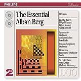 Essential Alban Berg