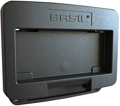 Basil Adapterplatte für Klickfix-System KF, Black, One Size