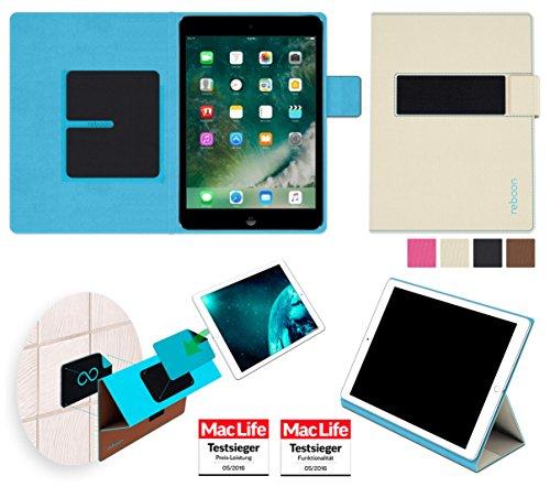 reboon Hülle für Apple iPad Mini 2 Tasche Cover Case Bumper | in Beige | Testsieger