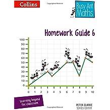 Busy Ant Maths -- Homework Guide 6