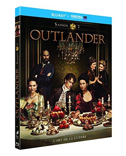 Coffret outlander, Saison 2 [Blu-ray] [FR Import]
