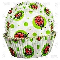 Lady Bird Cupcake Cases x60 by Yolli
