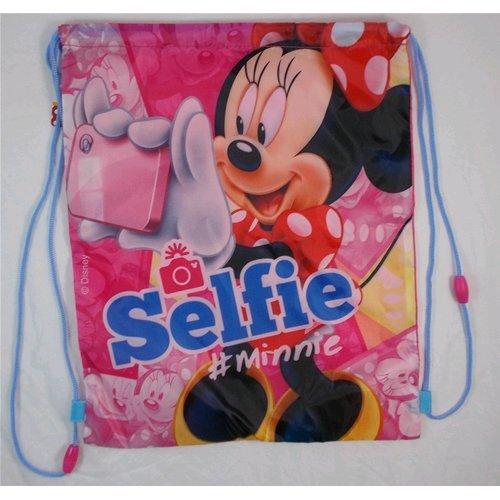 disney-minnie-mouse-gym-bag-shoe-bag-waterproof-wipe-clean