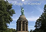 Ein Ausflug ins Lipperland (Wandkalender 2017 DIN A4 quer): Ein Streifzug durch das l(i)ebenswerte Ostwestfalen-Lippe (Monatskalender, 14 Seiten ) (CALVENDO Orte) - Antje Lindert-Rottke
