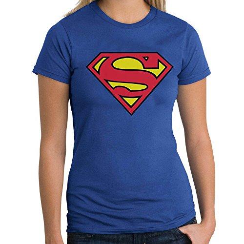 SUPERHERO LADIES T SHIRT