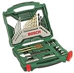 Bosch Coffret X-Line Titane de 50 pi�...