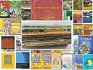 NCERT 44 Books Set for UPSC Exams (English Medium)