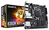 Gigabyte B360N WIFI - Placa base LGA 1151 Intel B360 Express Mini ITX (2DDR4 USB3/M.2/4SATA)