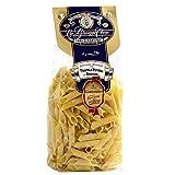 Pasta Cocco - Garganelli - fideos de huevo - n°26 - 250 Gramos - Cavalier Giuseppe Cocco - fabricante de la pasta artesanal italiano