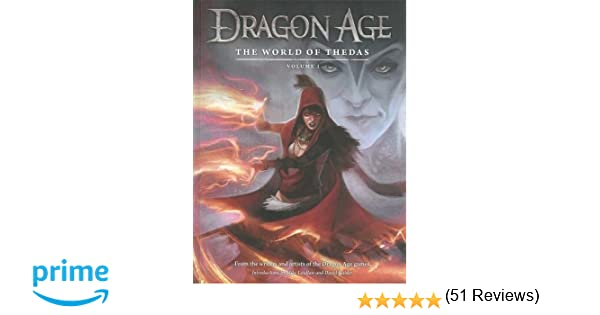 Dragon Age The World Of Thedas Volume 1 Dragon Age 1 Amazon Co