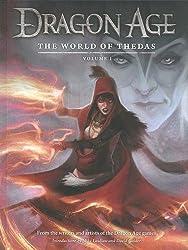Dragon Age: The World of Thedas, Volume 1