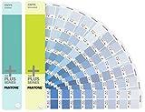 PANTONE PLUS GP5101 CMYK Guide Set Coated & Uncoated [Set aus zwei Fächern]
