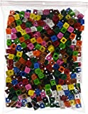 Dick-System 200100 500 Steckwürfel, Kantenlänge 2 cm, 10 farbig